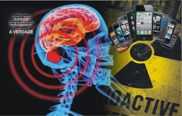Resultado de imagem para Uso de Extensivo de Telefone Celular Pode Triplicar Risco de Câncer de Cérebro